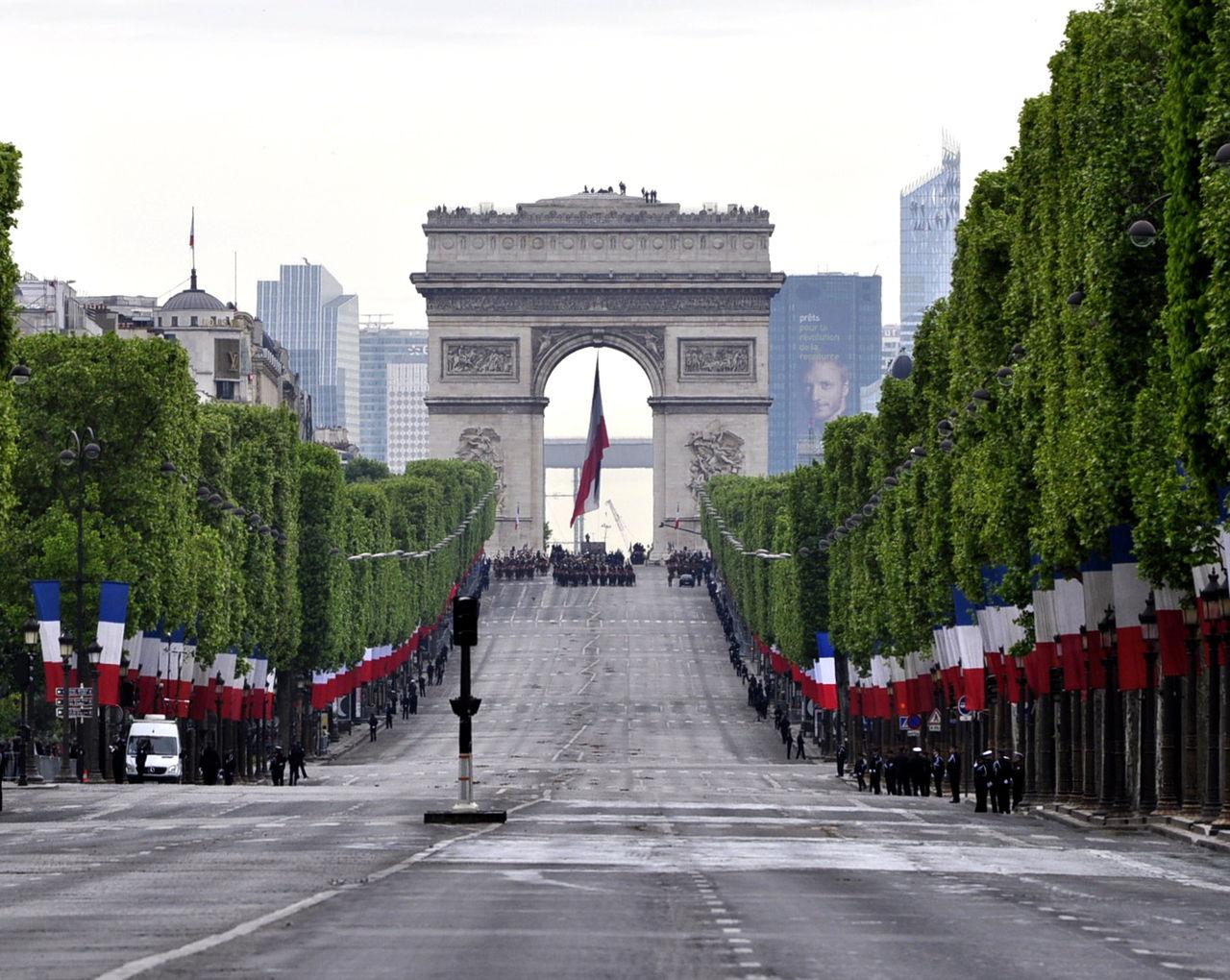 Dias Festivos En Francia Viajar A Francia