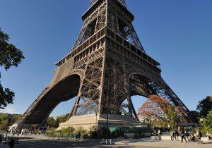 Base de la Torre Eiffel