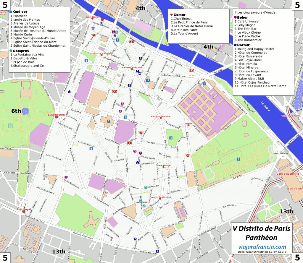 Distrito gay Paris Francia
