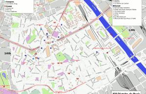 XIII Distrito de París