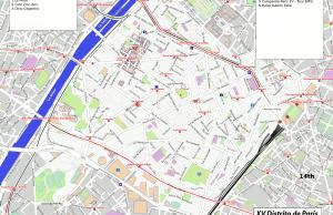 XV Distrito de París