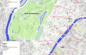 XVI Distrito de París