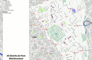 XX Distrito de París