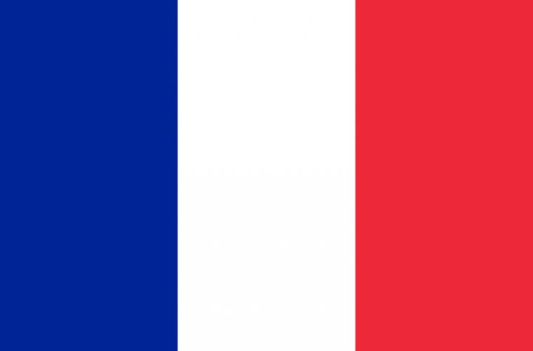 Bandera De Francia Viajar A Francia