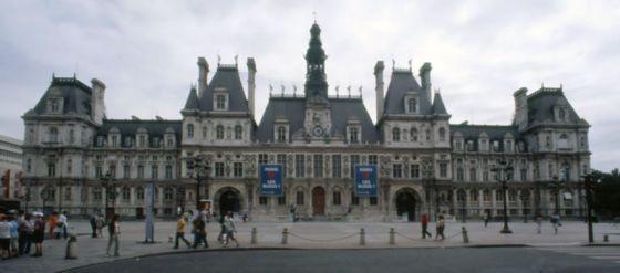 Ayuntamiento de par s viajar a francia for Ayuntamiento de villel de mesa