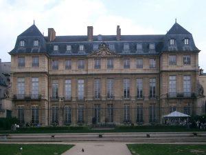 Museo Picasso de París localizado en el Hôtel Salé