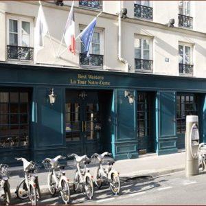 Hotel Best Western La Tour Notre Dame