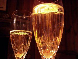 Champagne o Champaña de Francia