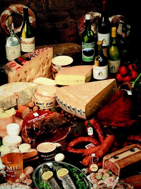 Gastronom a de francia viajar a francia for Ingredientes tipicos de francia