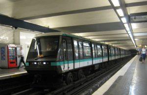 Metro en Francia