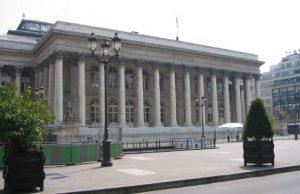 Palacio Brongniart (Palacio de la Bolsa de París)