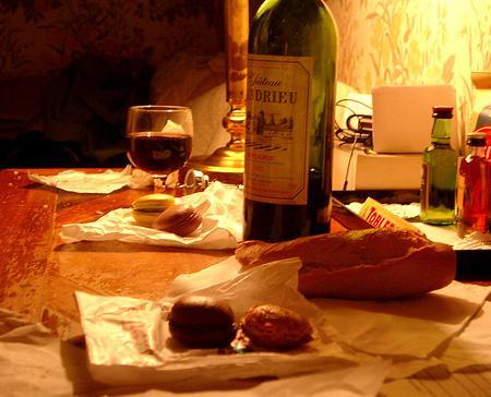 Gastronomia de París