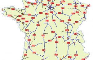 Carreteras en Francia