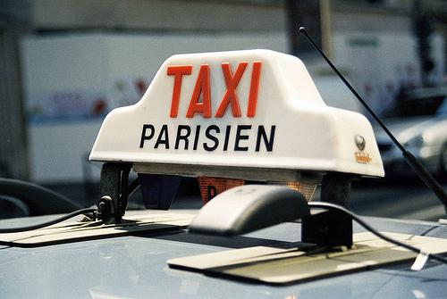 taxis en par s viajar a francia. Black Bedroom Furniture Sets. Home Design Ideas