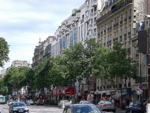 Barrio de Montparnasse