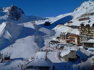 Estación de Esquí La Mongie