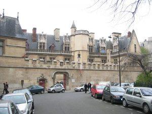 """""""Museo Nacional de la Edad Media de París"""""""