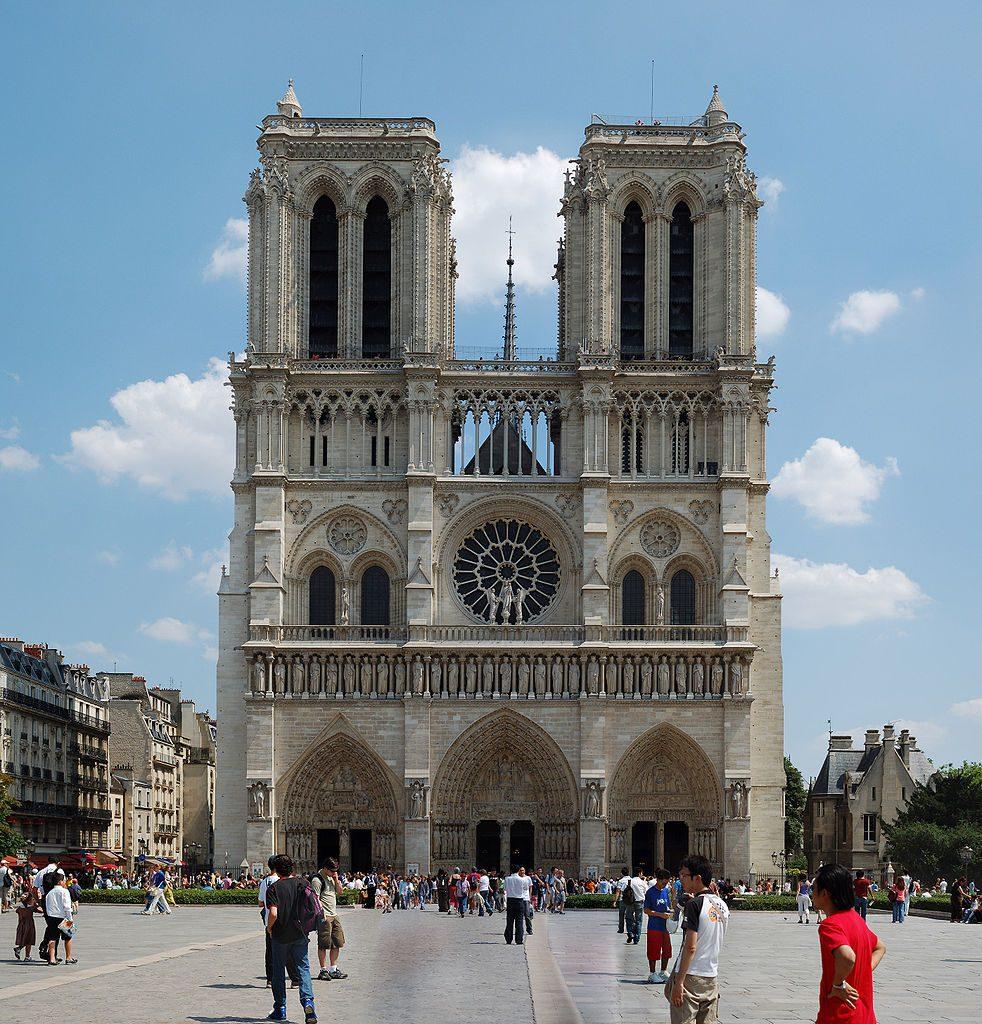 catedral de notre dame viajar a francia