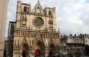 Monumentos en Lyon