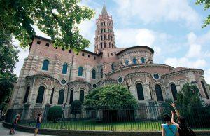 Iglesias en Toulouse