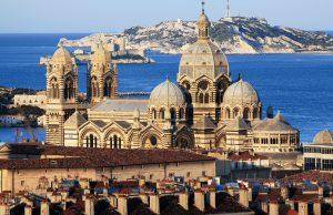 Monumentos en Marsella