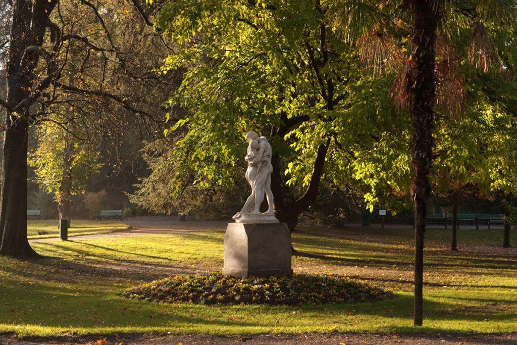Monumentos en toulouse viajar a francia - Toulouse jardin des plantes ...