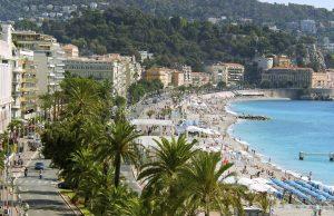 Sitios turísticos en Niza