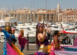 Carnaval de Marsella 2014